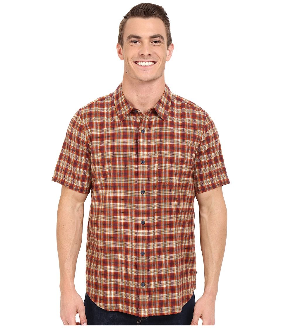 ToadampCo Open Air S/S Shirt Spark Mens Short Sleeve Button Up