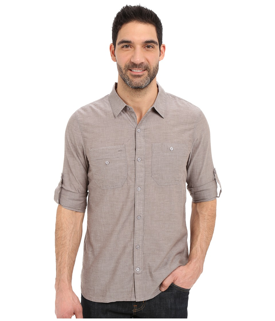 ToadampCo Honcho L/S Shirt Jeep Mens Long Sleeve Button Up