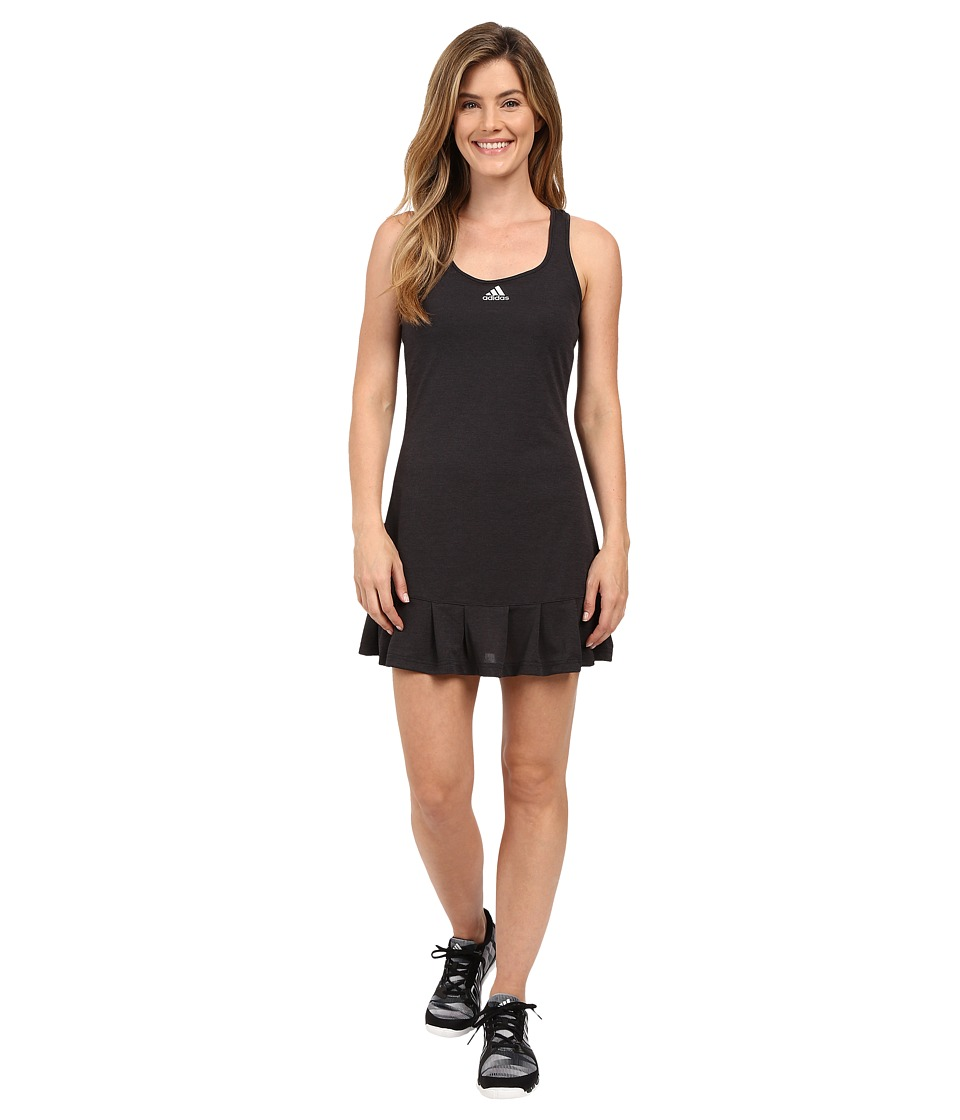 adidas ClimaChill Dress Chill Black Melange/Mid Grey Womens Dress