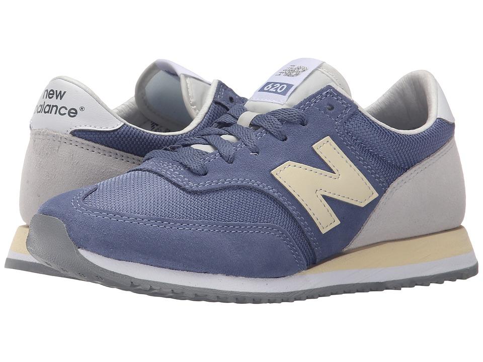 New Balance Classics CW620 Blue Womens Classic Shoes