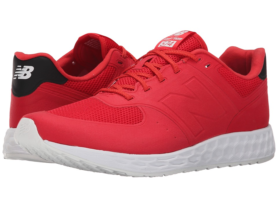 New Balance Classics MFL574 Red Mens Classic Shoes