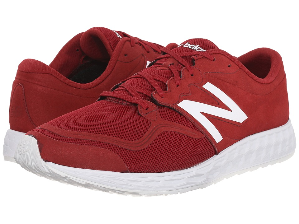 New Balance Classics ML1980 Red Mens Shoes
