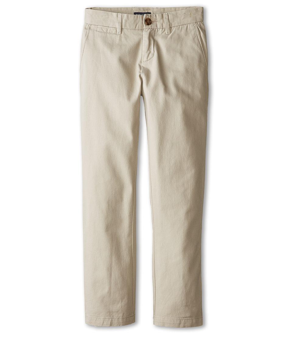 Nautica Kids - Flat Front Twill Pants