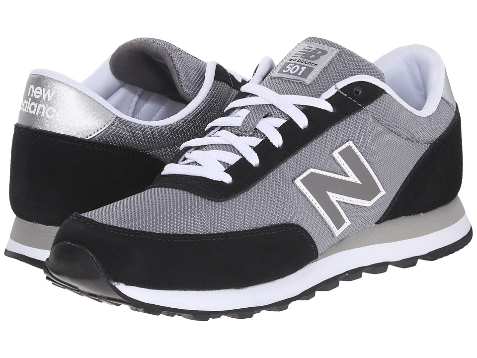 New Balance Classics ML501 Grey 1 Mens Classic Shoes