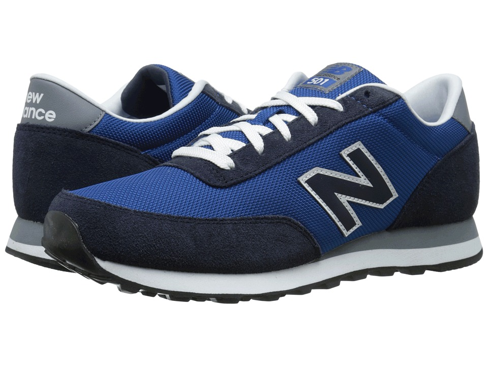 New Balance Classics ML501 Blue 1 Mens Classic Shoes