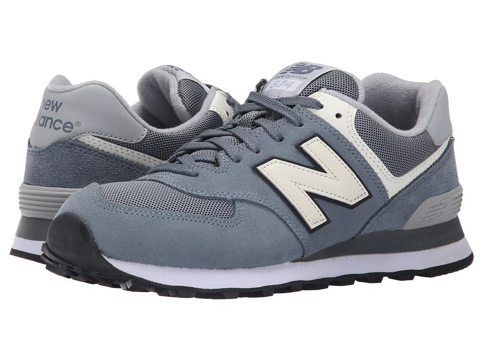 New Balance Classics ML574 (Harbor Blue) Men