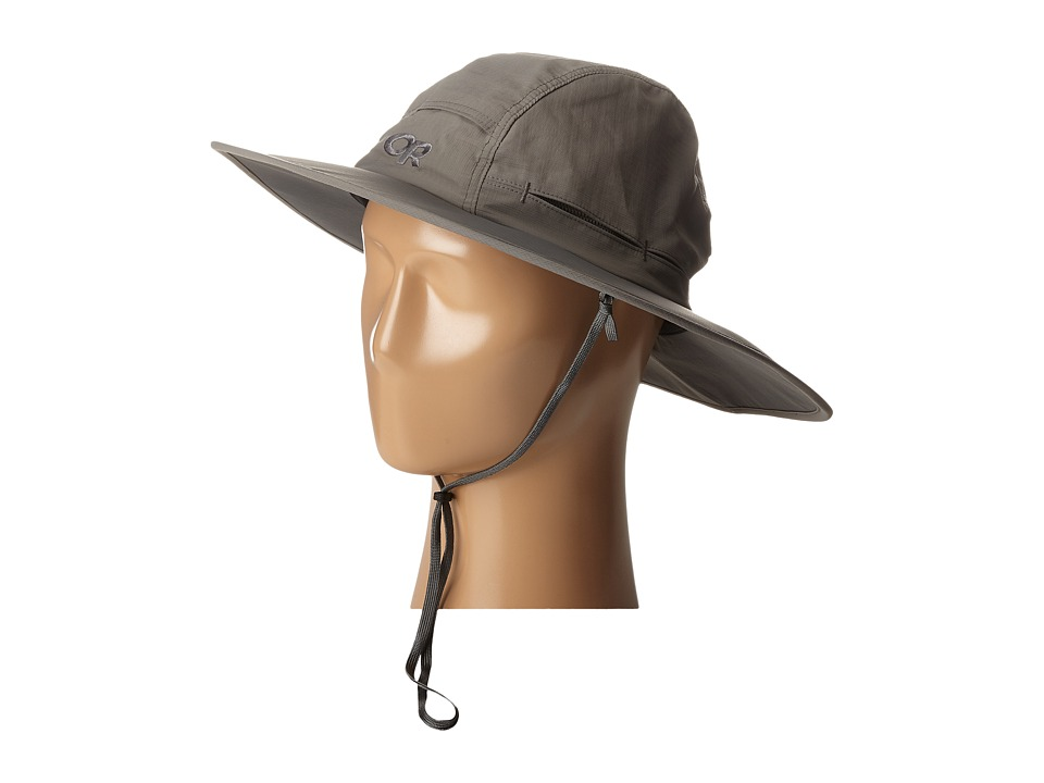 Outdoor Research - Sombriolet Sun Hat (Pewter) Traditional Hats