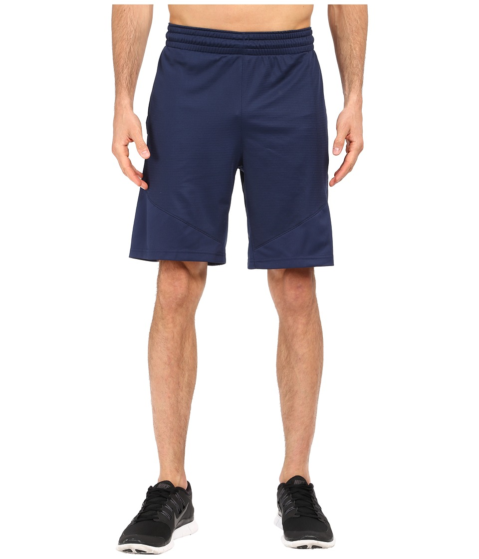 Nike HBR Shorts (Midnight Navy/Midnight Navy/Midnight Navy/Wolf Grey) Men