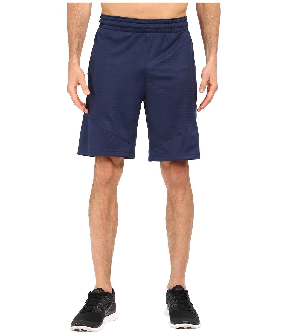 Nike HBR Shorts (Midnight Navy/Midnight Navy/Midnight Navy/Wolf Grey) Men