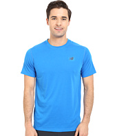 New Balance - Short Sleeve Performance Top