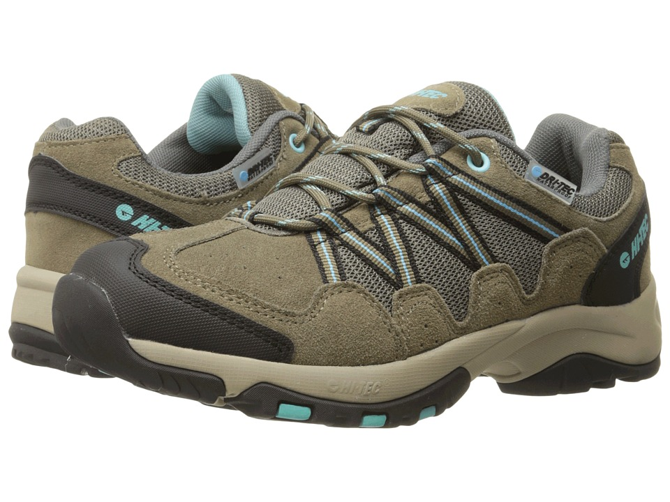 Hi-Tec Florence Low WP (Taupe/Mint) Women