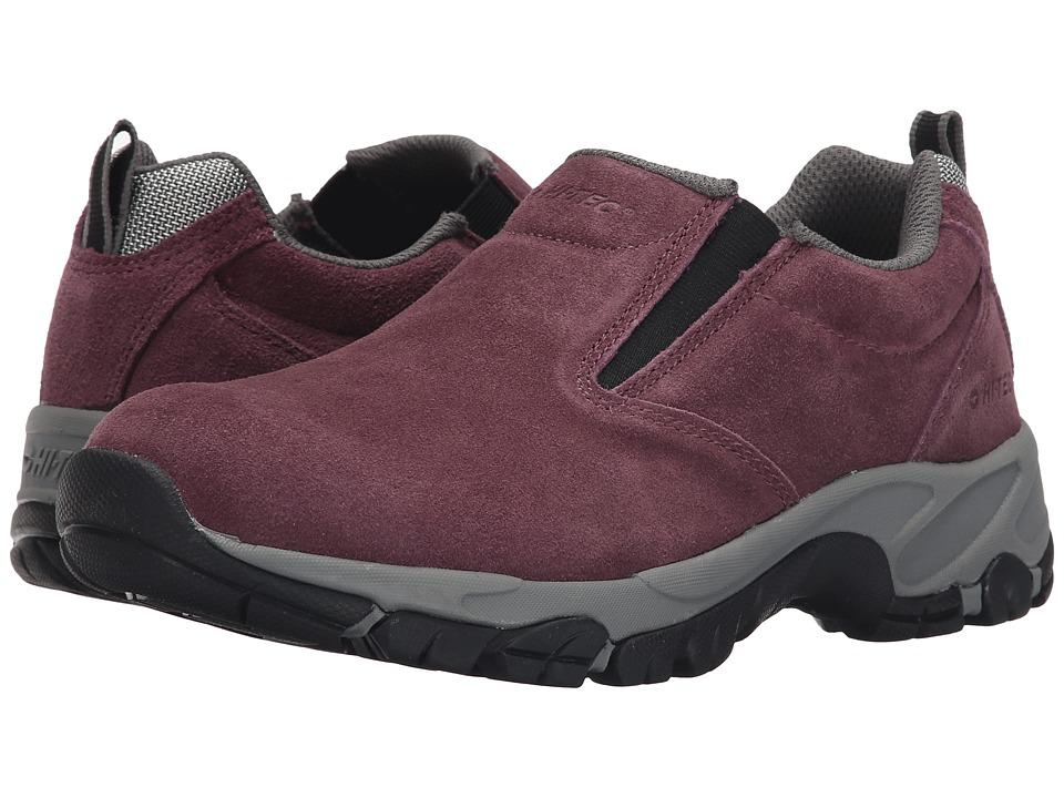 Hi Tec Altitude Moc Plum Womens Boots