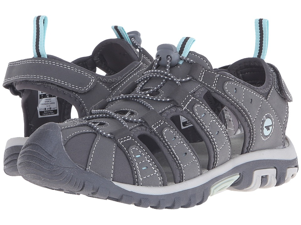Hi-Tec - Shore (Grey/Charcoal/Sprout) Women
