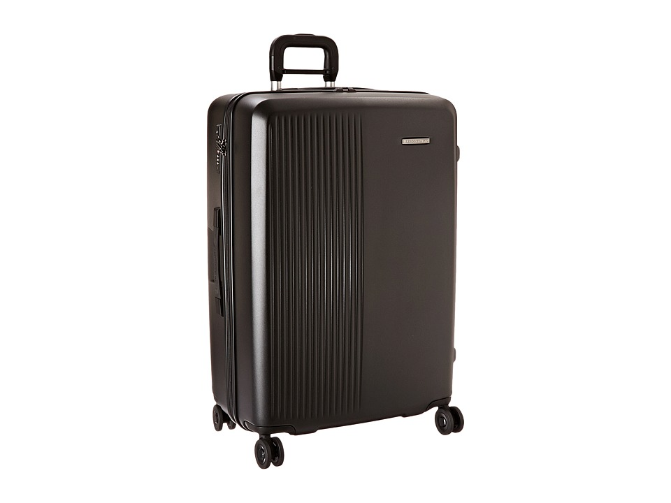 Briggs amp Riley Sympatico Large Spinner Black Luggage