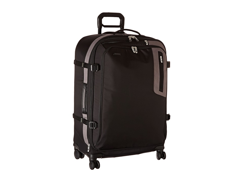 Briggs & Riley - BRX - Explore Large Expandable Spinner (Black) Luggage