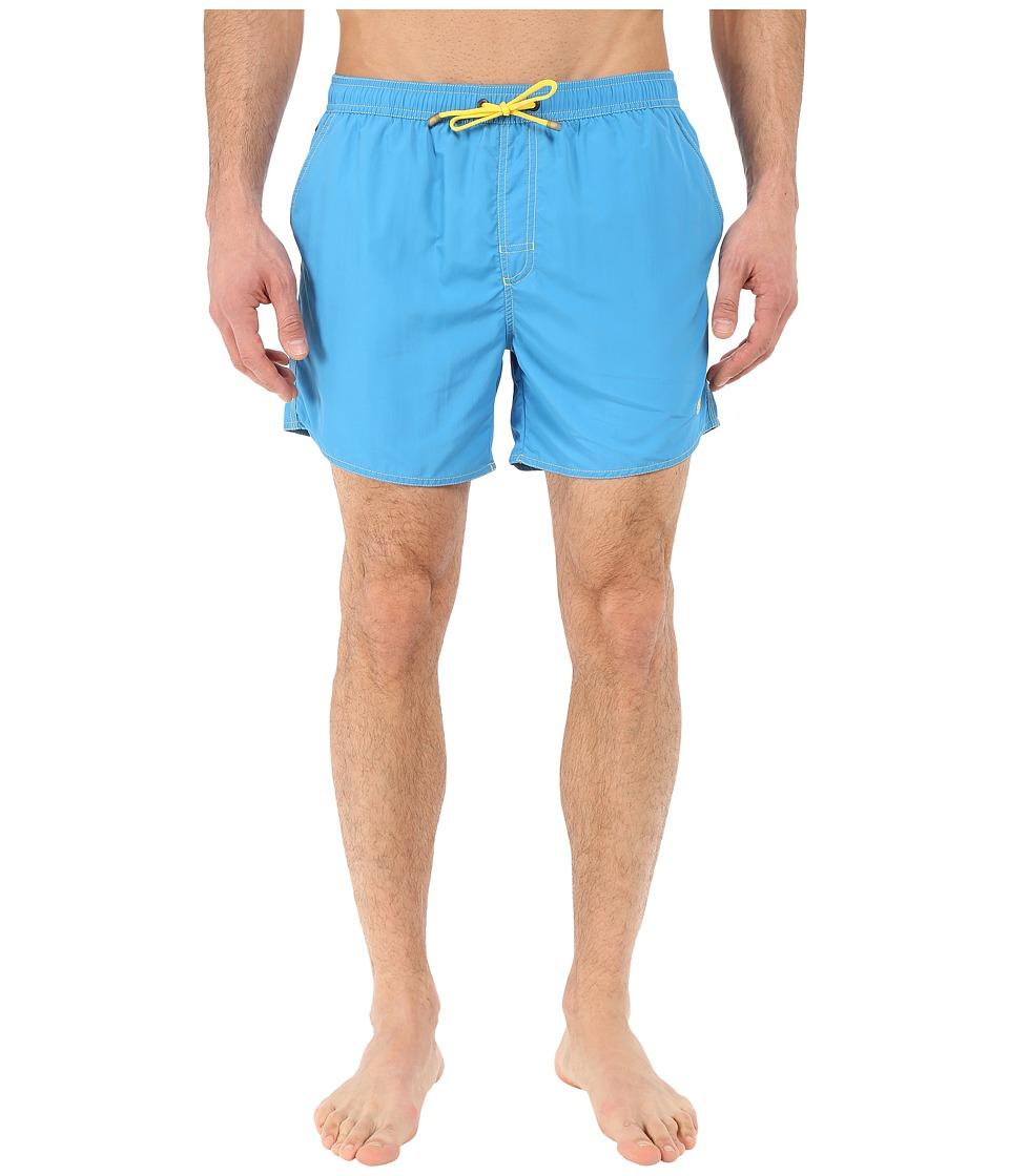 BOSS Hugo Boss Lobster 10155742 01 Swim Shorts Turquoise/Aqua Mens Swimwear