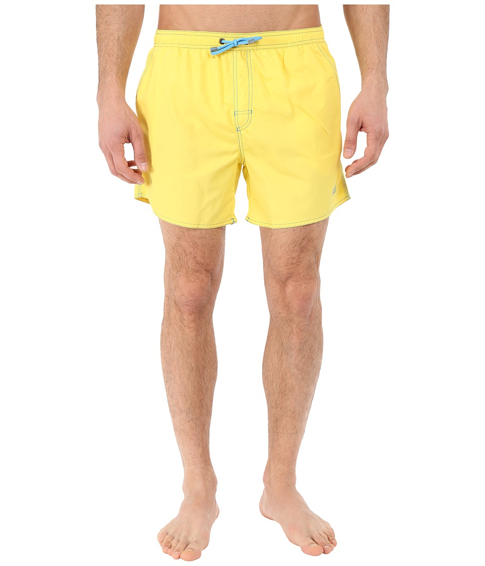 BOSS Hugo Boss Lobster 10155742 01 Swim Shorts Canaray Yellow Mens Swimwear