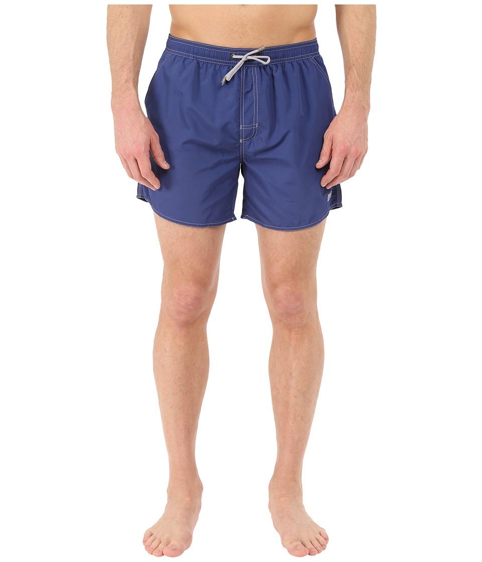 BOSS Hugo Boss Lobster 10155742 01 Swim Shorts Navy Mens Swimwear