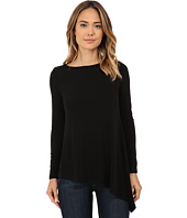Karen Kane - Long Sleeve Asymmetrical Top