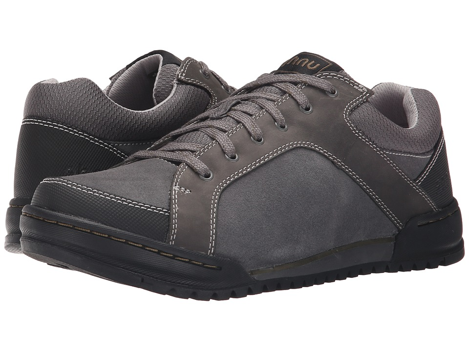 Ahnu Balboa Dark Gray Mens Shoes