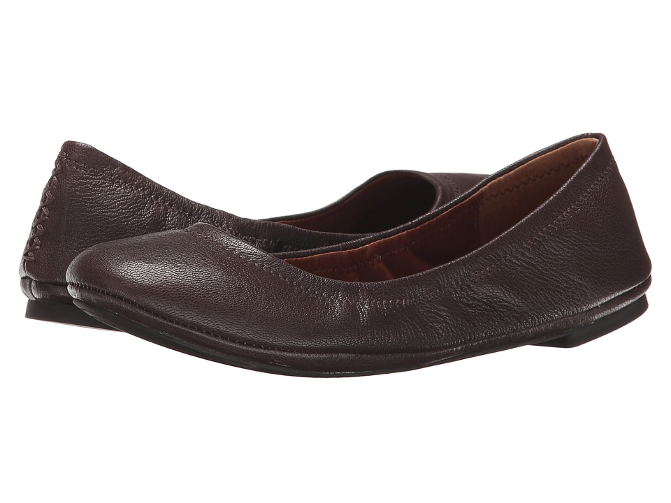 Lucky Brand Emmie (Tobacco) Flats