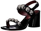 Marc by Marc Jacobs Stevie 75mm Sandal (Black)