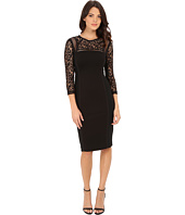 Rebecca Taylor - Lace Mix Dress