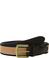 Vineyard Vines - Canvas Club Belt - Micro Whale