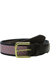 Vineyard Vines - Canvas Club Belt-Shotgun Shell Geo