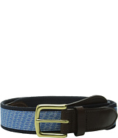 Vineyard Vines - Canvas Club Belt - Whale Links