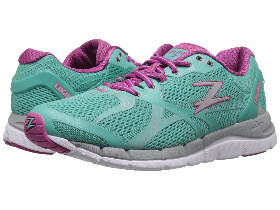 Zoot Sports Laguna Aquamarine/Passion Fruit/Grey Womens Running Shoes
