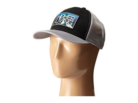 Prana Higher Living Trucker Hat - Black