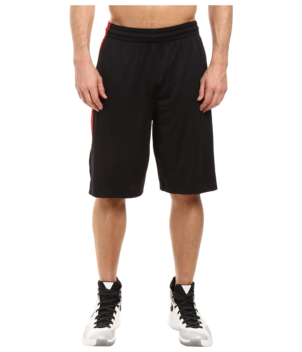 Nike Cash Shorts (Black/University Red/Black/White) Men