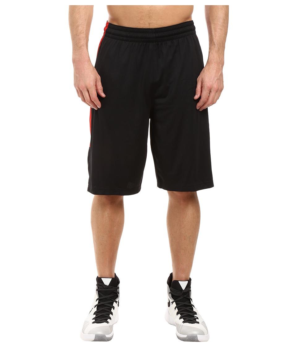 Nike Cash Shorts (Black/University Red/Black/White) Men