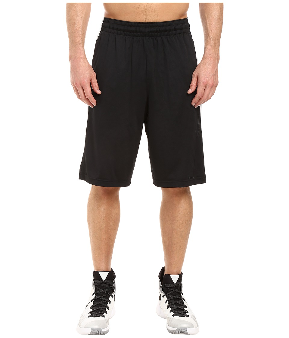 Nike Cash Shorts (Black/White/Black/White) Men