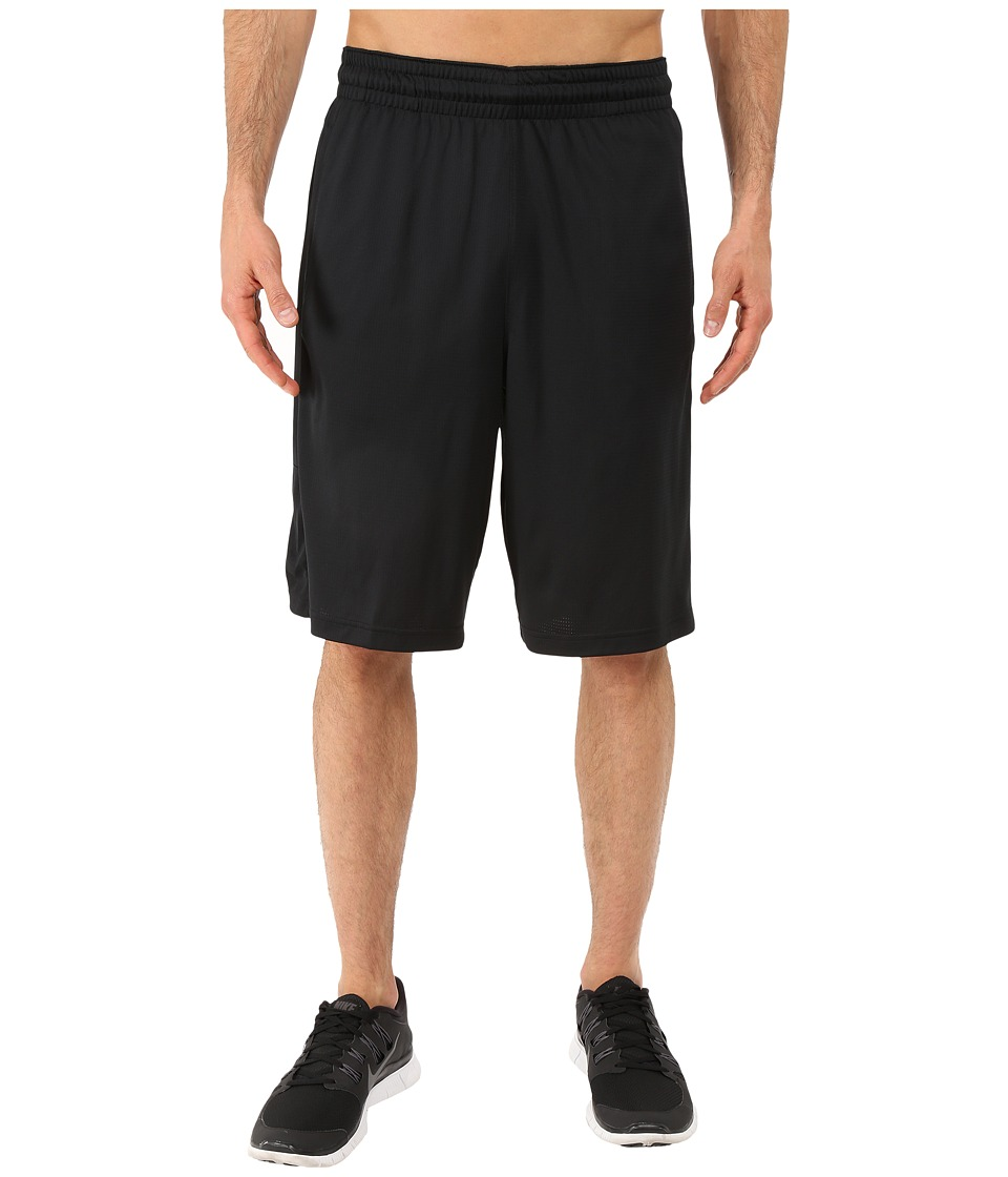 Nike Cash Shorts (Black/Black/Black/White) Men