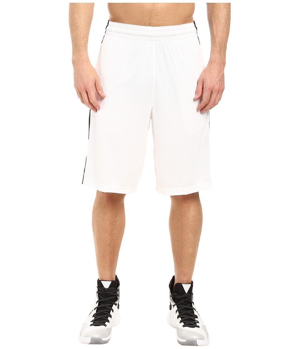 Nike Cash Shorts (White/Black/Black/White) Men