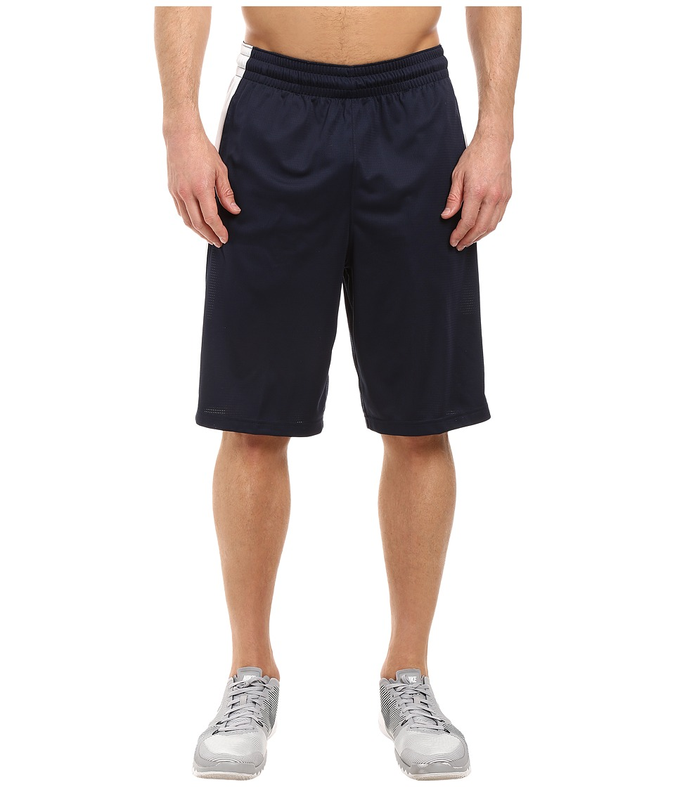 Nike Cash Shorts (Obsidian/White/Obsidian/White) Men
