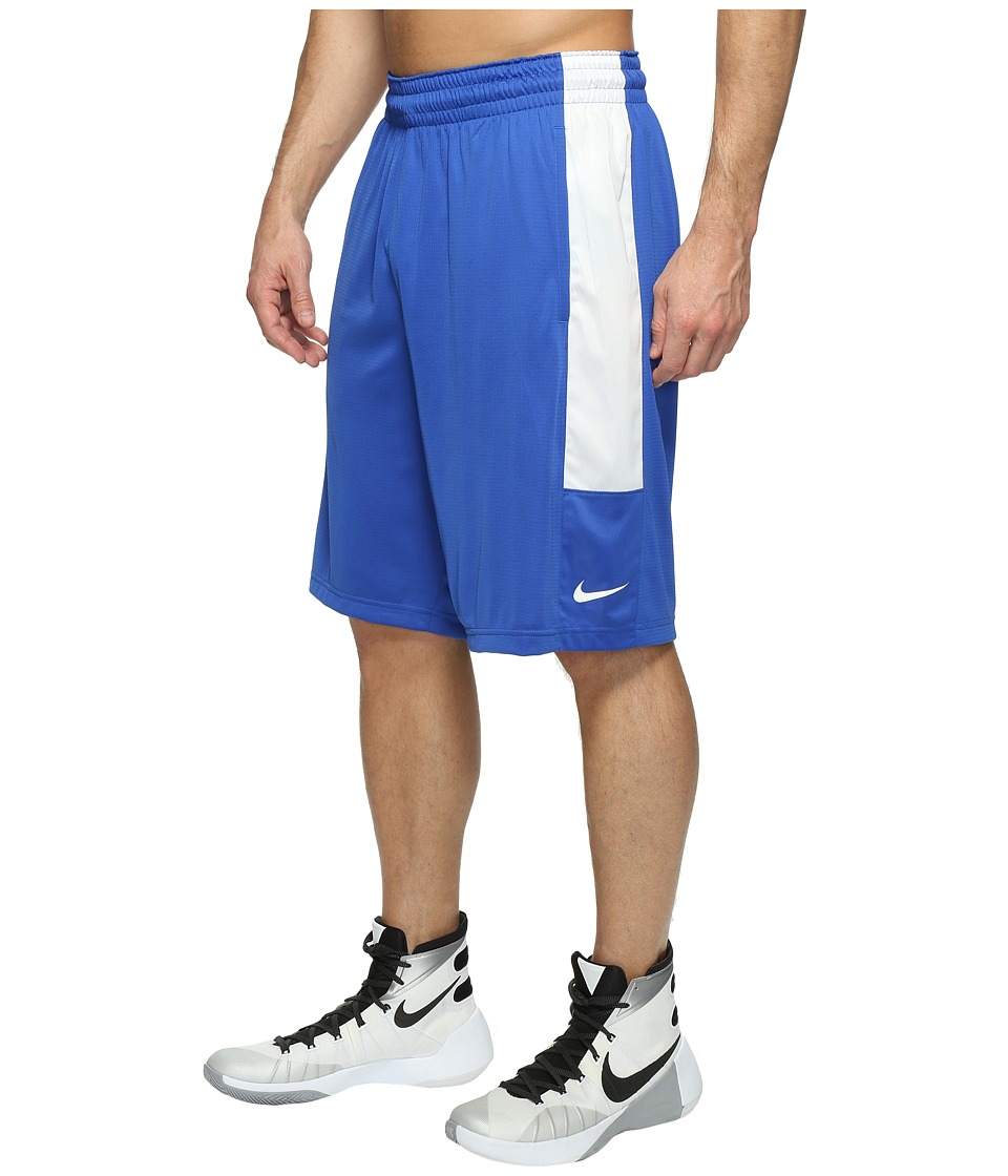 Nike Cash Shorts (Game Royal/White/Game Royal/White) Men