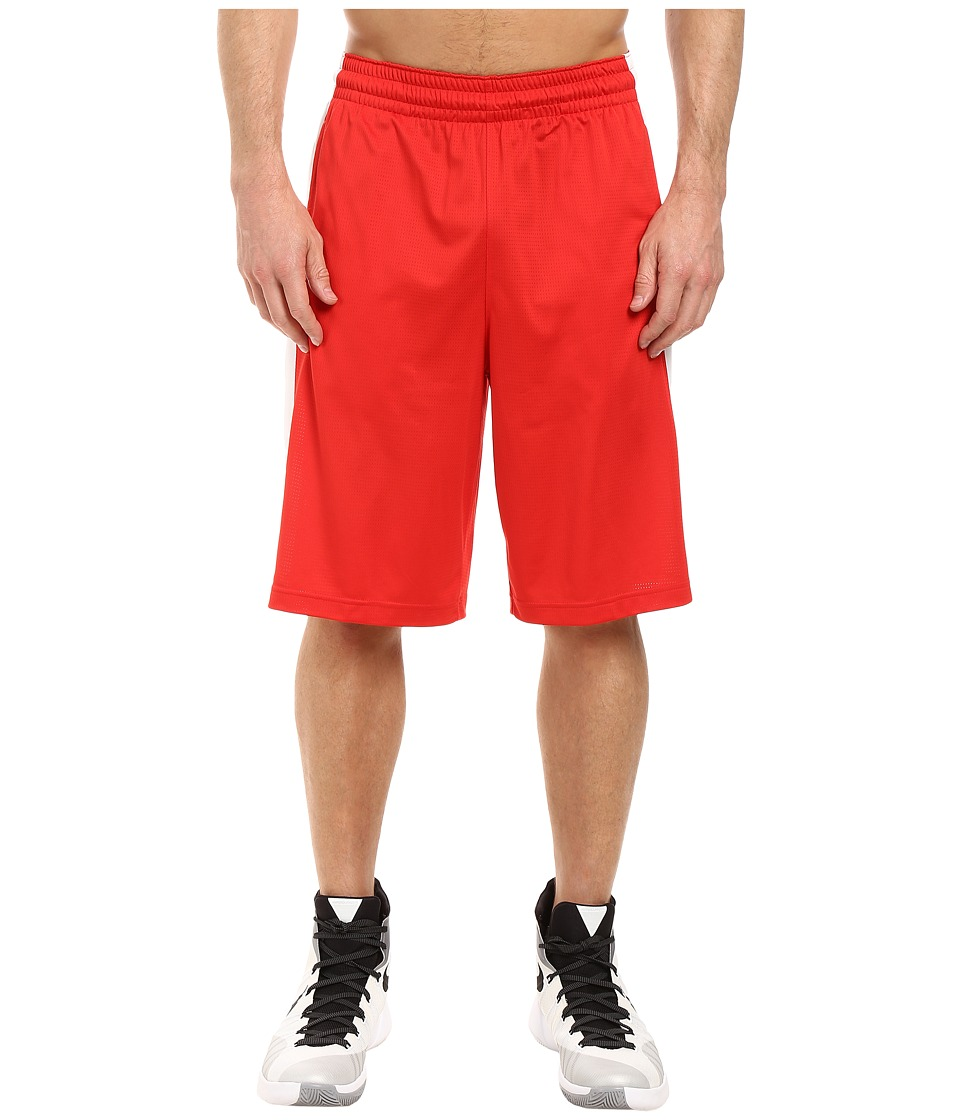 Nike Cash Shorts (University Red/White/University Red/White) Men