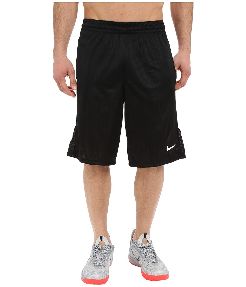 Nike Layup Shorts 2.0 (Black/White/Black/White) Men