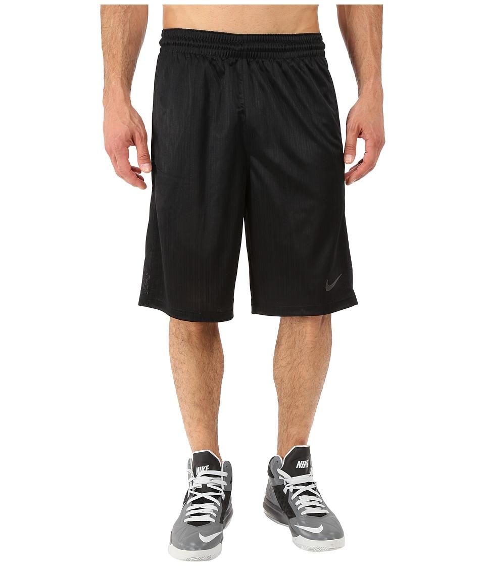 Nike Layup Shorts 2.0 (Black/Black/Black/Black) Men
