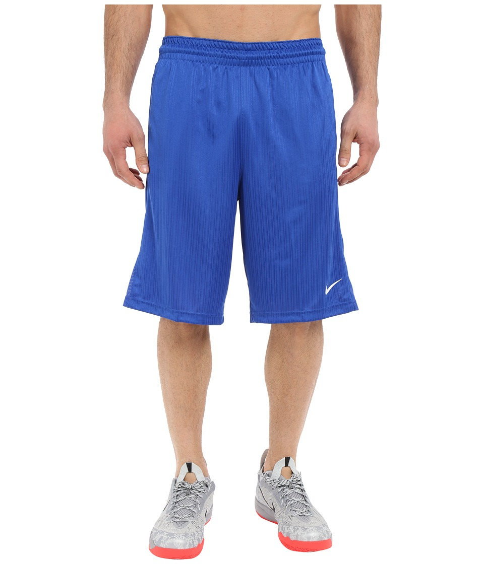 Nike Layup Shorts 2.0 (Game Royal/Game Royal/Game Royal/White) Men