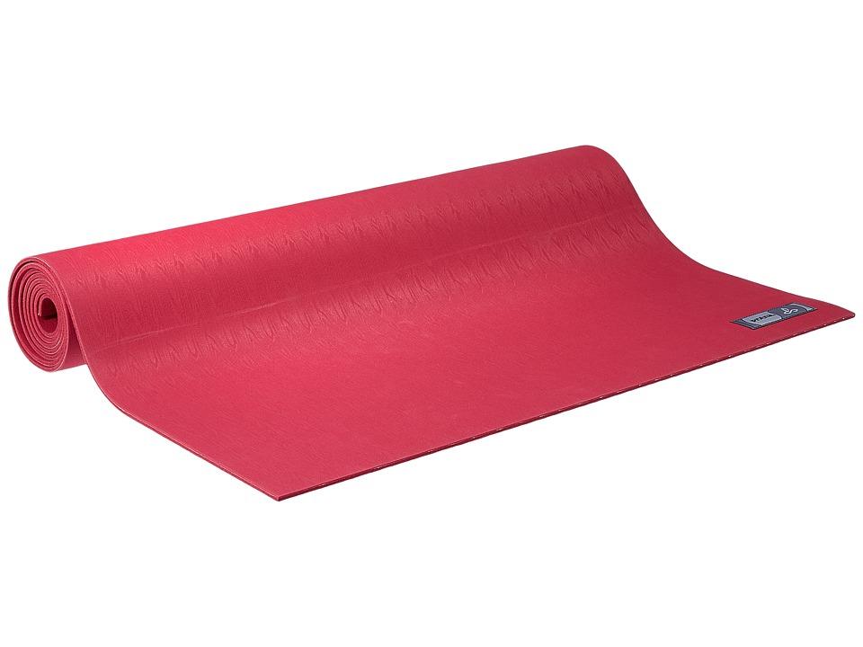 Prana - Indigena Natural Yoga Mat (Azalea) Athletic Sports Equipment