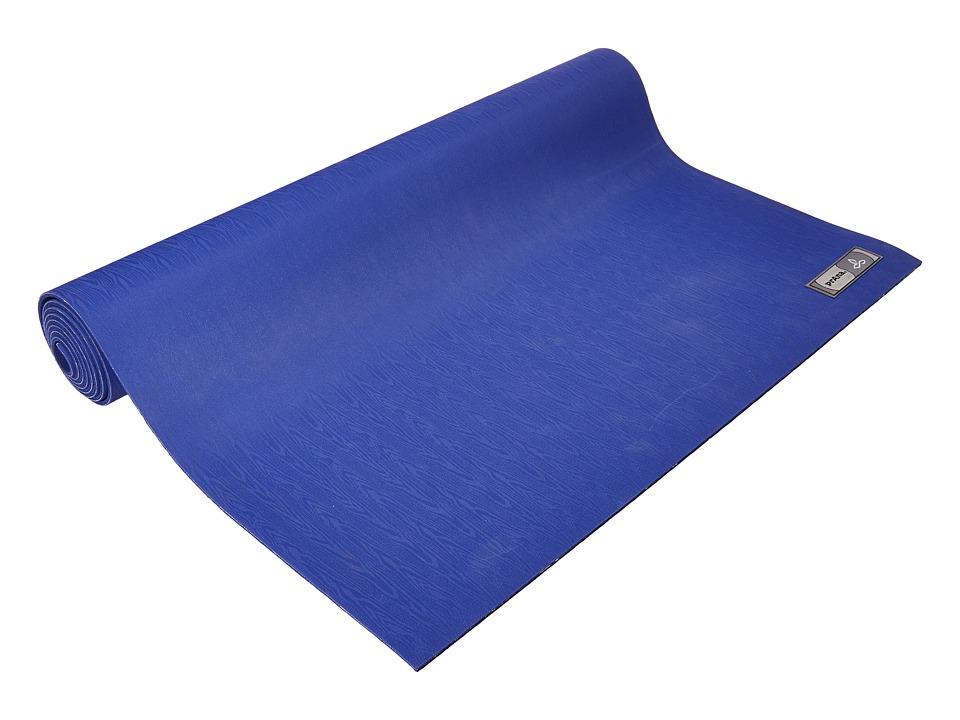 Prana - Indigena Natural Yoga Mat (Sail Blue) Athletic Sports Equipment