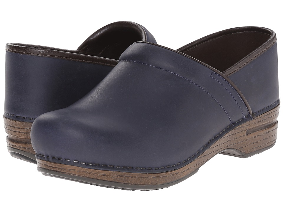 Dansko Pro XP Waterproof (Navy Oiled) Women
