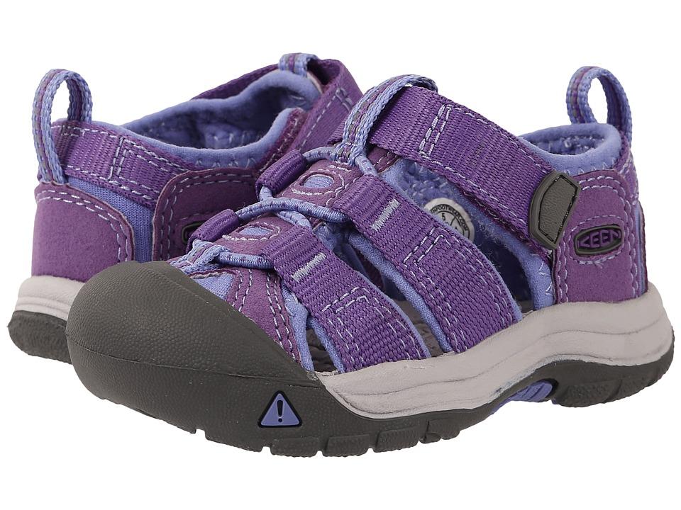 Keen Kids - Newport H2 (Toddler) (Purple Heart/Periwinkle...