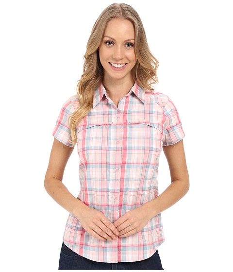 Columbia Silver Ridge™ Multiplaid S/S Shirt
