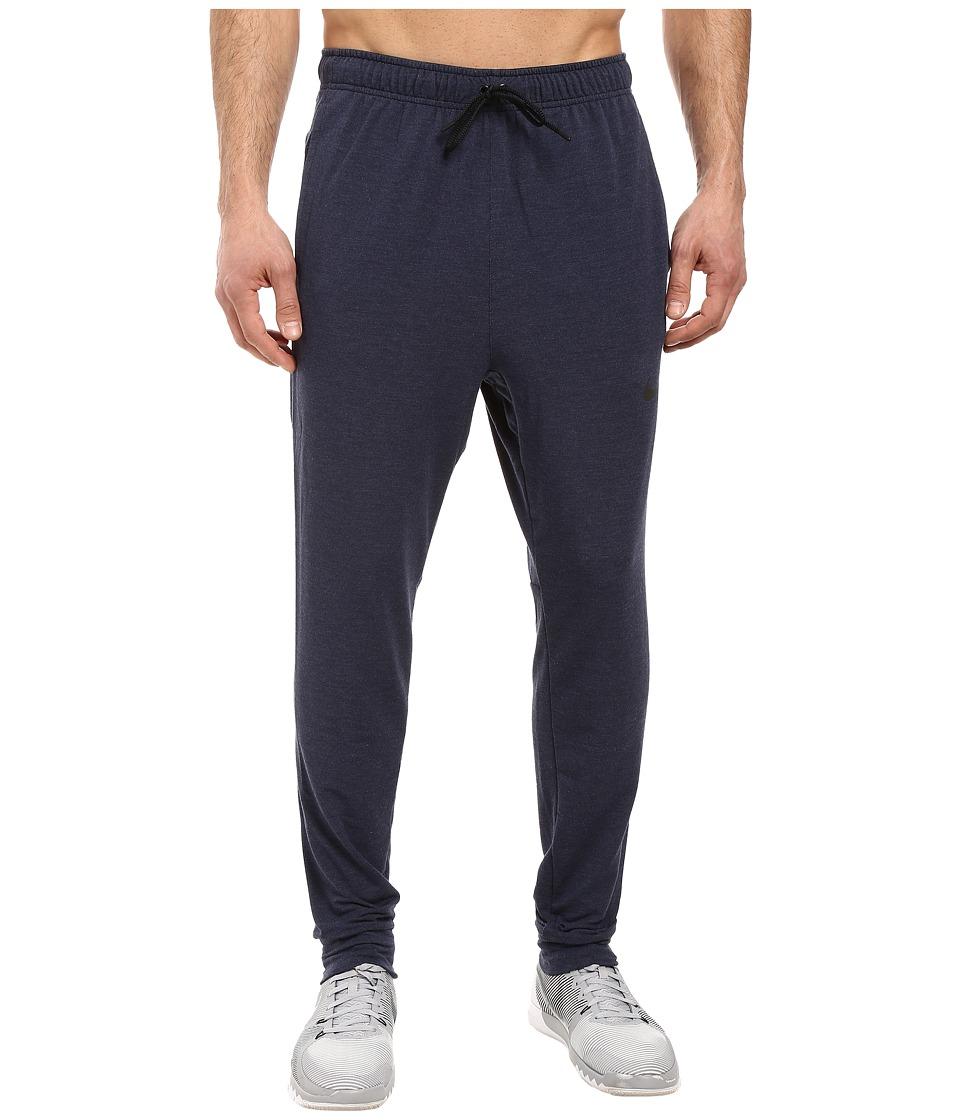 Nike Dri-FIT Fleece Training Pant (Obsidian/Black) Men