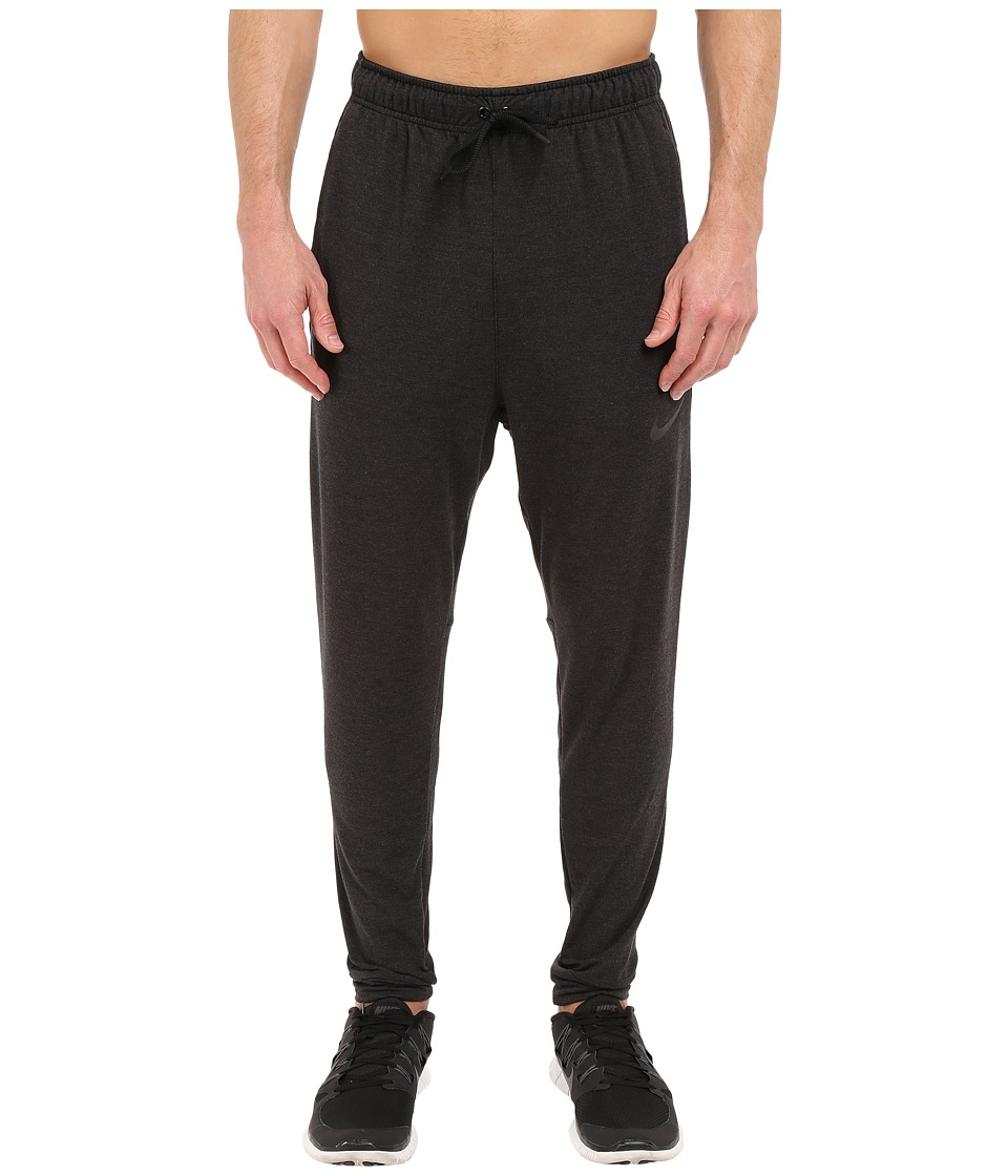 Nike Dri-FITtm Fleece Training Pant (Black/Black) Men